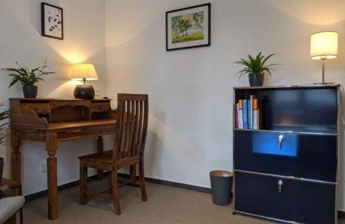 Raum für Psychotherapie Praxis München